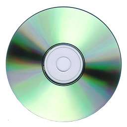 Диски CD, DVD, Blu-ray