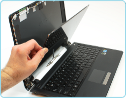 Ремонт ноутбуків. Заміна матриці на ноутбуці d938cbd7ea7a9