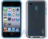 Чехoл Speck iPod Touch 4 CandyShell MoonRock Grey