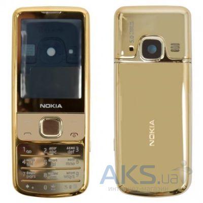 Корпус Nokia 6700 Classic с клавиатурой Gold - купить в Киеве ... 3ccf77dde2004