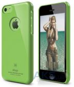 Чехол Elago Slim Fit Case For iPhone 5С Green