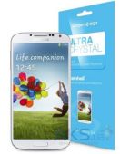 Защитная пленка SGP Steinheil Ultra Crystal Screen Protector for Samsung Galaxy S4 (SGP10174)