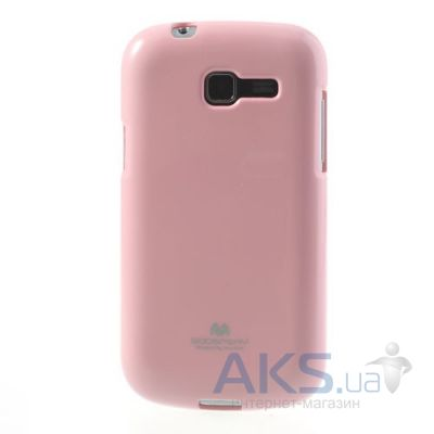 Чехол Celebrity TPU cover case for Samsung  S7260 Galaxy Star Pro Pink