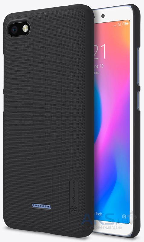 Чехол Nillkin Super Frosted Shield Xiaomi Redmi 6A Black