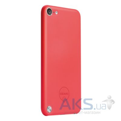 Чехoл Ozaki O!coat 0.4 Solid for iPod touch 5G Red (OC611RD)