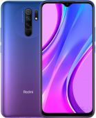 Мобільний телефон Xiaomi Redmi 9 4/64GB NFC Global Version  Sunset Purple