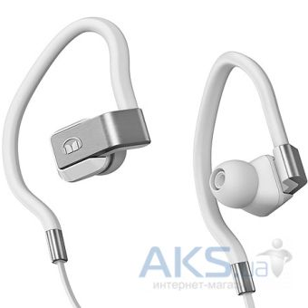 Наушники (гарнитура) Monster Inspiration In-Ear Headphones - Multilingual In-Ear, Apple ControlTalk White (MNS-128976-00)