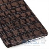 Вид 4 - Чехол TETDED Back cover Wild Series Apple iPhone 6, iPhone 6S Brown Croco