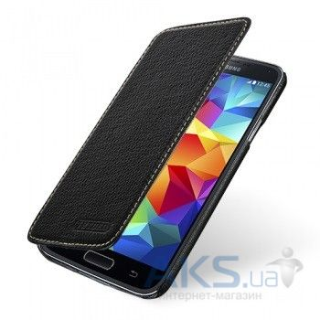Чехол TETDED Book Leather Case for Samsung G900 Galaxy S5 Black
