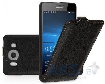 Чехол TETDED Leather Flip Series Microsoft Lumia 950 Black