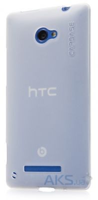 Чехол Capdase Soft Jacket Xpose Tinted HTC 8X Accord C620e White (SJHCC625E-P202)