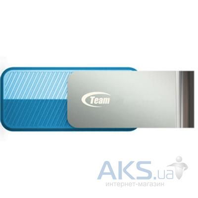 Флешка Team 16GB C142 Blue USB 2.0 (TC14216GL01)
