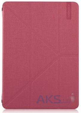 Чехол для планшета Momax Flip cover case for iPad Air 2 Pink (FCAPIPAD6P)