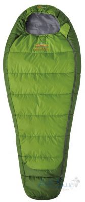 Спальный мешок Pinguin MISTRAL Junior 150 L Green