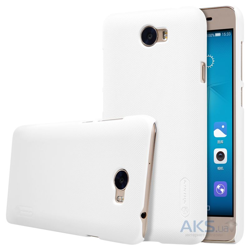 Чехол Nillkin Super Frosted Shield Huawei Y5II, Honor Play 5 White