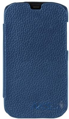 Чехол Melkco Book leather case for HTC Desire V/Desire X Blue (O2DESVLCFB2DBLC)