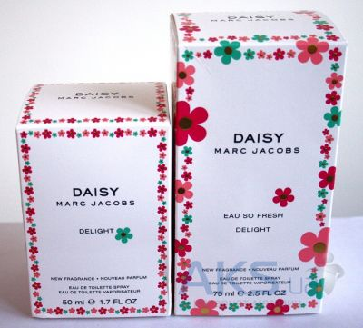Marc Jacobs Daisy Eau So Fresh Delight Туалетная вода 75 мл