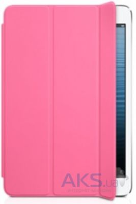Чехол для планшета Apple Smart Cover iPad Mini, iPad Mini 2, iPad Mini 3 Pink (MD968)