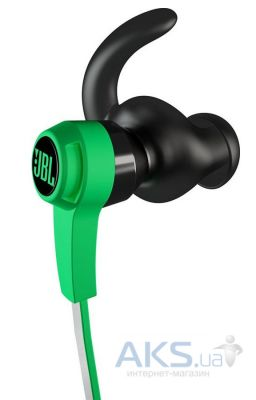 Наушники (гарнитура) JBL Synchros Reflect-I In-Ear Headphones Green (JBLREFLECTIGRN)