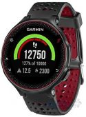 Спортивный браслет Garmin Forerunner 235 Black/Marsala Red (010-03717-71)
