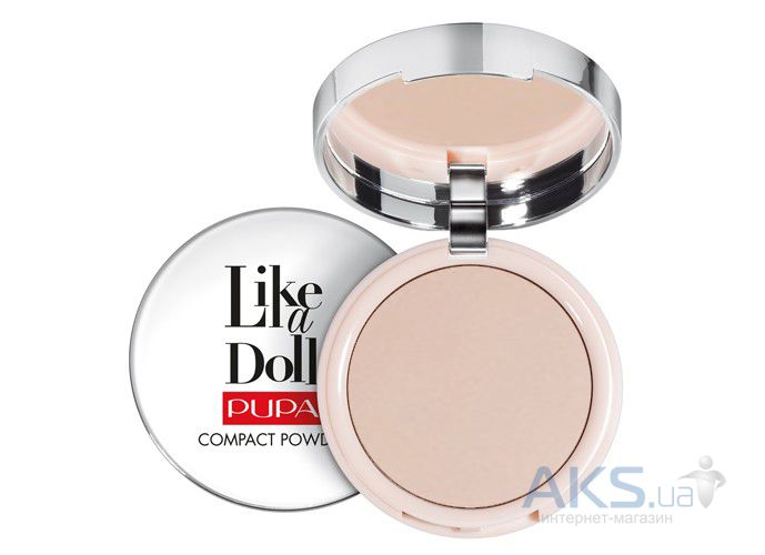 Пудра Pupa Like A Doll Compact Powder №02 - Sublime Nude
