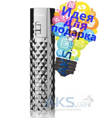 Внешний аккумулятор Melkco Power Tube 3000 mAh,  [MKPB30BKLD] Black