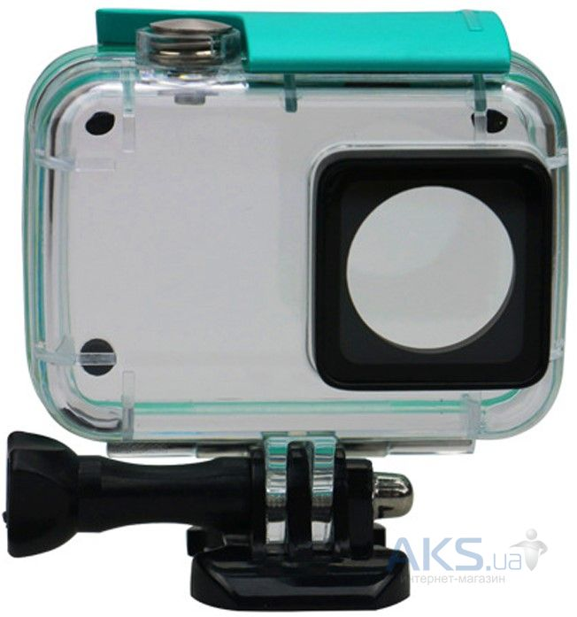 Xiaomi Подводный бокс для Yi II 4K Waterproof Case Teal
