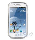 Вид 2 - Чехол Melkco Poly Jacket TPU cover for Samsung S8190 Galaxy S III mini Transparent