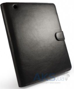 Чехол для планшета Tuff-Luv Scribe Folio Leather Case Cover for iPad 2,3,4 Black (G6_31)