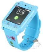 Умные часы SmartWatch W90 Kids Blue