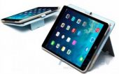 Чехол для планшета Zenus Masstige E-note Diary Apple iPad Air Blue