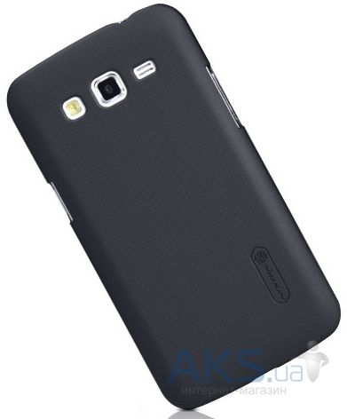 Чехол Nillkin Super Frosted Shield Samsung I9300 Galaxy S3, I9300i Galaxy S3 Duos Black