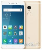 Мобильный телефон Xiaomi Redmi Note 4 3/32Gb Snapdragon UA Gold