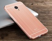 Вид 3 - Чехол MSVII Metal Series Meizu M3 Note Rose Gold