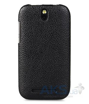 Чехол Melkco Snap leather cover for HTC One SV Black (O2ONSTLOLT1BKLC)