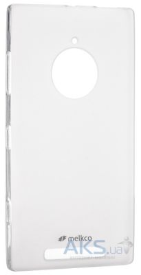 Чехол Melkco Poly Jacket TPU Case for Nokia Lumia 830 Transparent