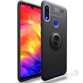 Чехол 1TOUCH Deen ColorRing Xiaomi Redmi Note 7, Redmi Note 7 Pro Black