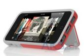 Чехол Incipio KICKSNAP for iPhone 5/5s (IPH-1126-REDGRY) Red/Gray