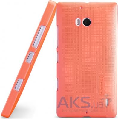 Чехол Nillkin Super Frosted Shield Nokia Lumia 930 Orange