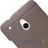 Чехол Nillkin Super Frosted Shield HTC One Mini 601n Brown