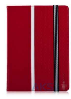 Чехол для планшета Momax Modern Note for iPad Air Red [FNAPIPAD5R]