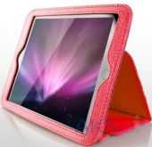 Вид 2 - Чехол для планшета Yoobao Executive leather case for iPad Mini Red (LCAPMINI-EED)