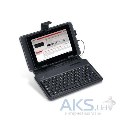 Клавиатура Genius LuxePad A120 Micro USB for Android (31310061110)