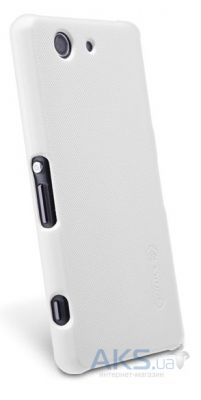 Чехол Nillkin Super Frosted Shield Sony Xperia Z3 D6603 White