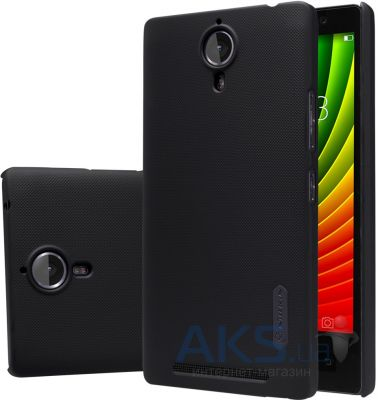 Чехол Nillkin Super Frosted Shield Lenovo P90 Black
