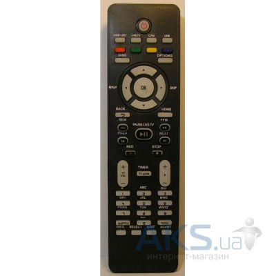 Пульт для телевизора Philips 2422 5490 1361  [DVD+Home Theatre]