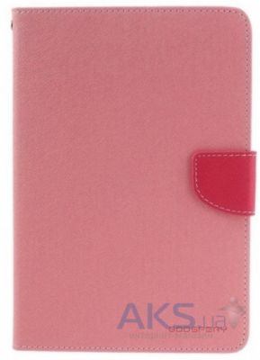 Чехол для планшета Mercury Fancy Diary Series Apple iPad mini Crimson - Pink
