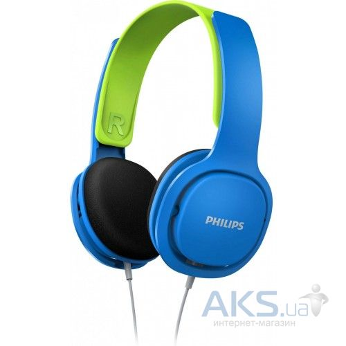 Наушники Philips SHK2000BL/00 Blue