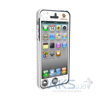Вид 2 - Чехол Qual The Dog Apple iPhone 5, iPhone 5S, iPhone 5SE Dachshund (QL1111DH)