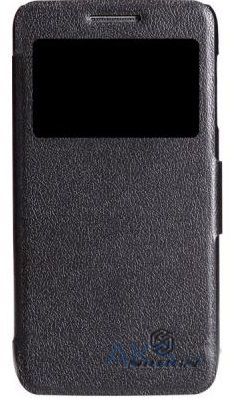 Чехол Nillkin Sparkle Leather Series Samsung G800, S-5 mini Black